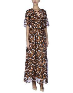 Длинное платье Atos Lombardini