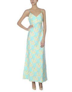Длинное платье Blugirl Folies