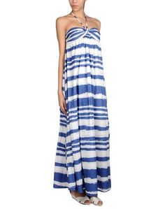 Длинное платье Maison DIX