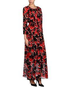 Длинное платье Gerard Darel