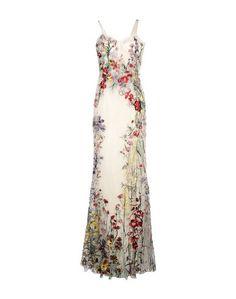 Длинное платье Alexander Mcqueen