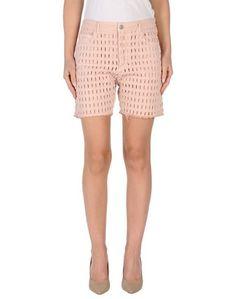 Джинсовые шорты Isabel Marant