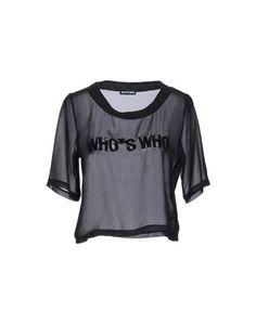 Блузка Who*S WHO