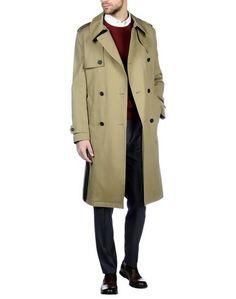 Легкое пальто AMI Alexandre Mattiussi