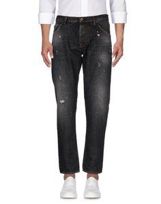 Джинсовые брюки Aglini
