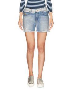 Джинсовые шорты Vivienne Westwood Anglomania