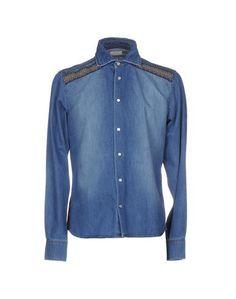 Джинсовая рубашка D.R Shirt