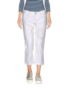 Джинсовые брюки-капри Wisch