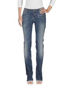 Джинсовые брюки John Richmond