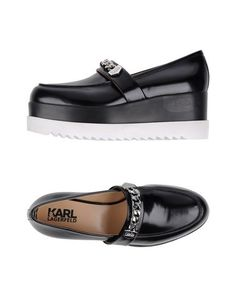 Мокасины Karl Lagerfeld