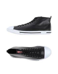 Высокие кеды и кроссовки Prada Sport