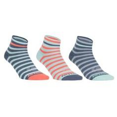 Спортивные Носки Со Средней Манжетой Rs 750 Жен. Х3 Artengo