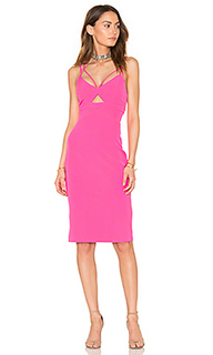 Cutaway dress - Bardot