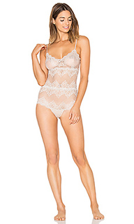 So fine lace cheeky bodysuit - Only Hearts
