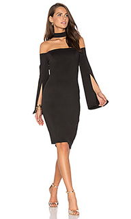 Мини-платье с длинным рукавом keep control - Lumier