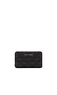 Компактный бумажник matelasse - Marc Jacobs