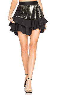 Astrid tiered pleat mini skirt - By Johnny