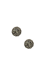 Strass flower studs - Marc Jacobs