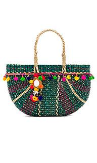 Пляжная сумка half moon - Pitusa