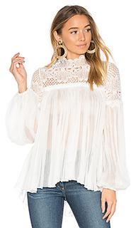 Шелковая блузка camelia - Lover