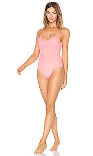 Слитный купальник barbie - lolli swim