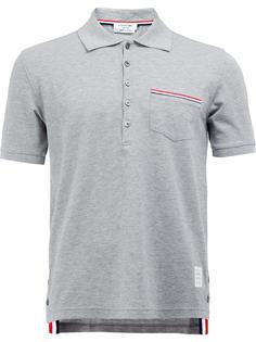 классическая рубашка-поло Thom Browne