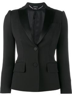 пиджак-смокинг Alexander McQueen