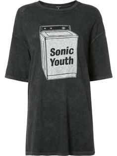 футболка свободного кроя R13