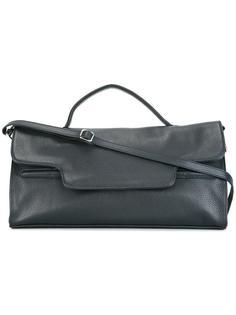 сумка-тоут с заклепками Zanellato