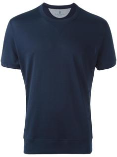 классическая футболка Brunello Cucinelli