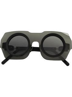 объемные солнцезащитные очки  Kuboraum