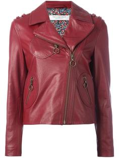 zipped biker jacket Philosophy Di Lorenzo Serafini