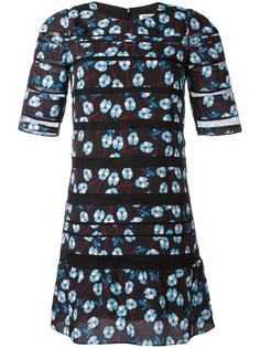 floral print flared dress Sonia By Sonia Rykiel