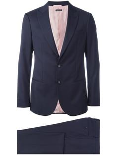 two piece suit Giorgio Armani
