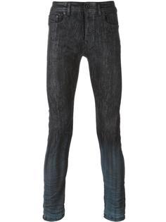 джинсы кроя супер-скинни Diesel Black Gold