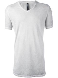 перфорированная футболка 'ziggy' Tom Rebl
