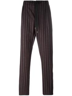 брюки в полоску Andrea Pompilio