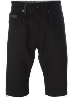 джинсовые шорты Julio Marcelo Burlon County Of Milan