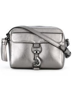 metallic cross-body bag  Rebecca Minkoff