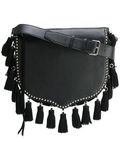 tassel detail shoulder bag  Rebecca Minkoff