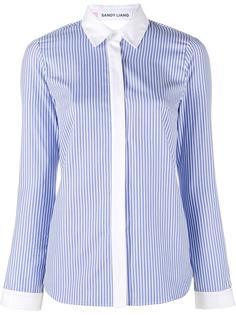 полосатая рубашка Enzo Sandy Liang