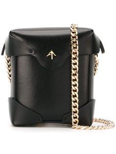 мини сумка через плечо 'Pristine'  Manu Atelier