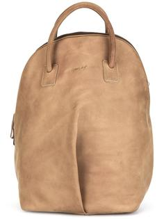 pleated detail backpack Marsèll