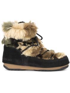 сапоги We Low Fur Moon Boot