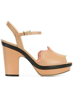 Waves sandals Fendi