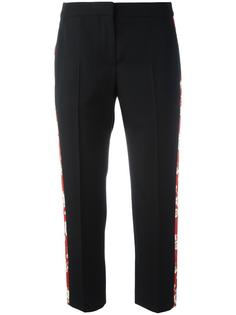 cropped tailored trousers Alexander McQueen