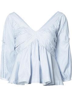 блузка Crisscross Babydoll  Piamita