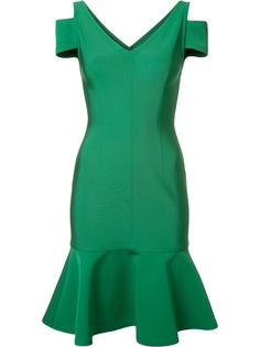 peplum dress Yigal Azrouel