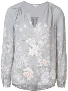 блузка с цветочным принтом Joie
