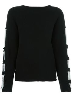 detailed sleeves jumper Zeus+Dione
